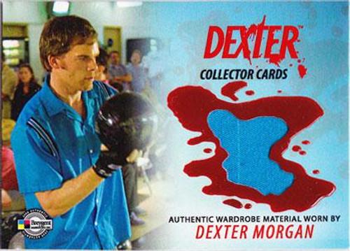 Dexter Trading Cards Costume Card Dexter Morgan #DC9
