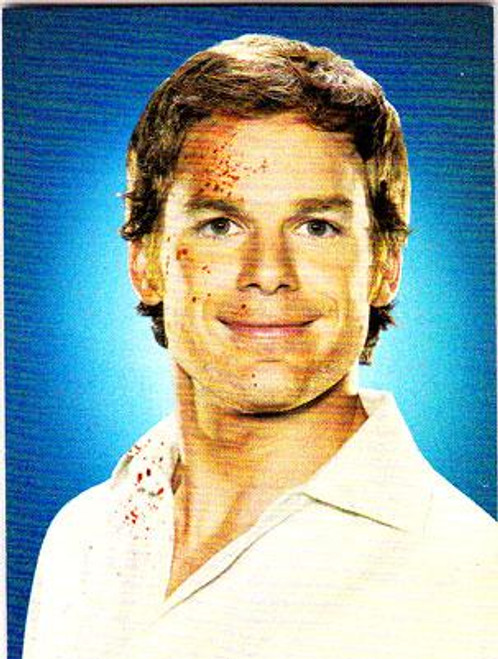 Dexter Blood Spatter Chase Trading Card DT3