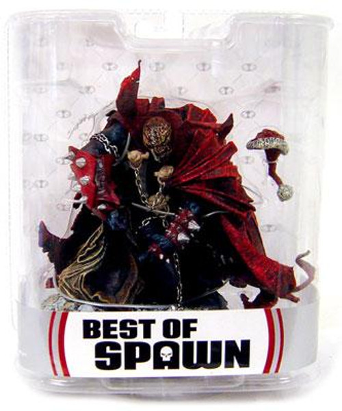 McFarlane Toys Best of Spawn Santa Spawn Exclusive Action Figure