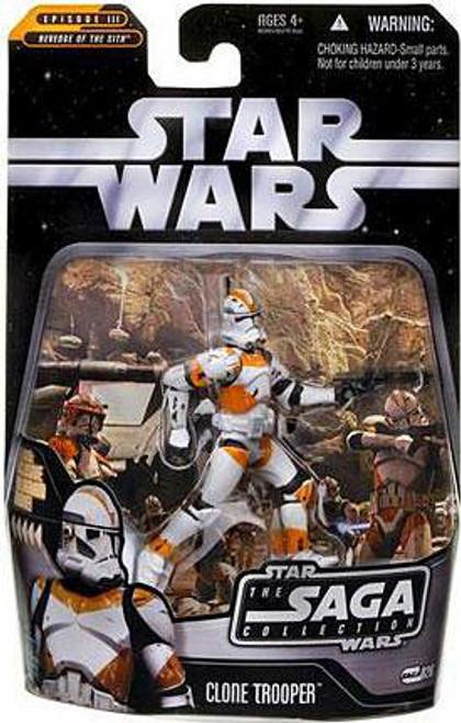 Star Wars Revenge of the Sith Saga Collection 2006 Clone Trooper Action Figure #26 [Utapau]