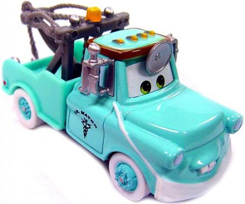 Disney Cars Loose Dr. Mater Diecast Car [Mask Down, Loose]