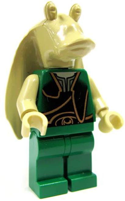 LEGO Star Wars Loose Gungan Soldier Minifigure [Loose]