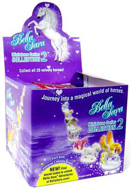 Bella Sara Collectible Miniatures Series 2 Mystery Box