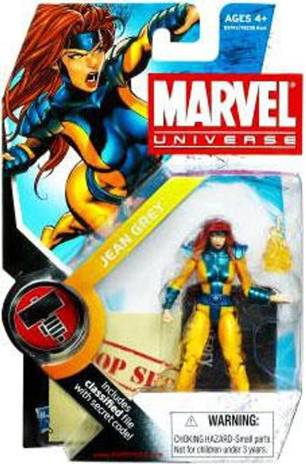 Marvel Universe Series 6 Jean Grey Action Figure #4
