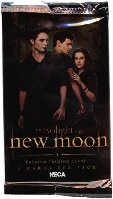 NECA Twilight New Moon Trading Card Pack