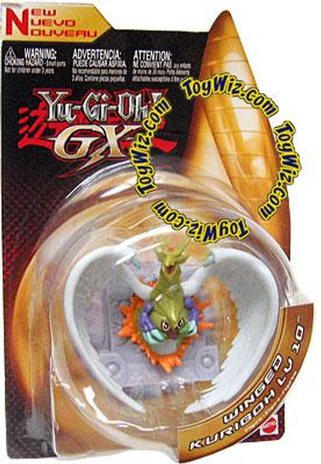 YuGiOh GX 3-Inch Figures Winged Kuriboh LV 10 Action Figure