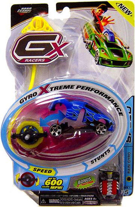 GX Racers Speed Series 1 Freeze Racer Plastic Car [Rain Gyro]