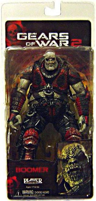 NECA Gears of War 2 Series 5 Boomer Action Figure [Locust]