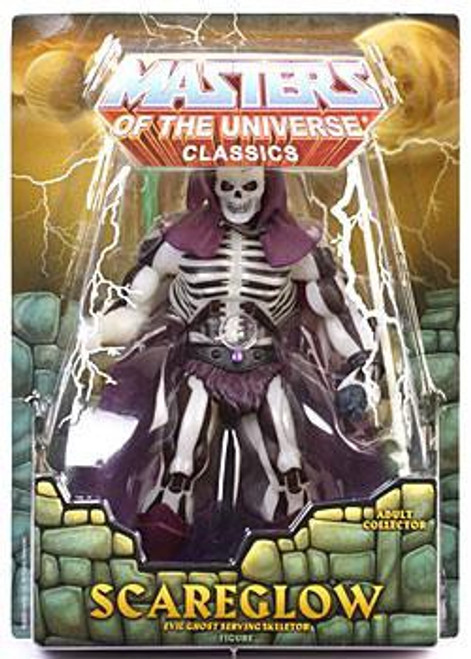 Masters of the Universe Classics Club Eternia Scareglow Exclusive Action Figure