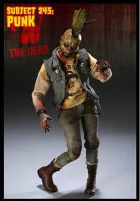 The Dead Subject 245: Punk 1/6 Collectible Figure