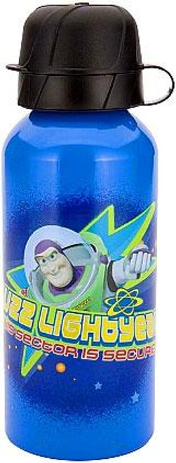 Toy Story Buzz Lightyear Aluminum Sport Bottle