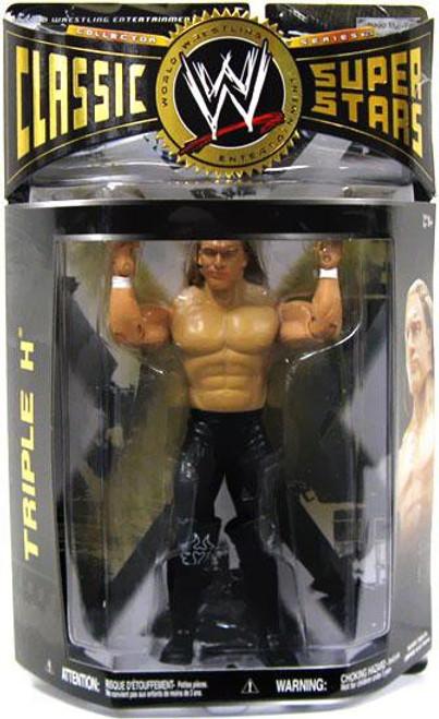 WWE Wrestling Classic Superstars Series 28 Triple H Action Figure