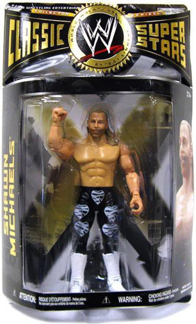 WWE Wrestling Classic Superstars Series 28 Shawn Michaels Action Figure