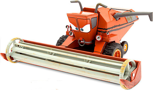 Disney Cars Loose Frank The Combine Exclusive Diecast Car [Loose]