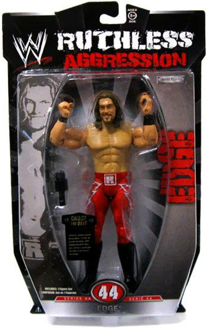 WWE Wrestling Ruthless Aggression Series 44 Edge Action Figure