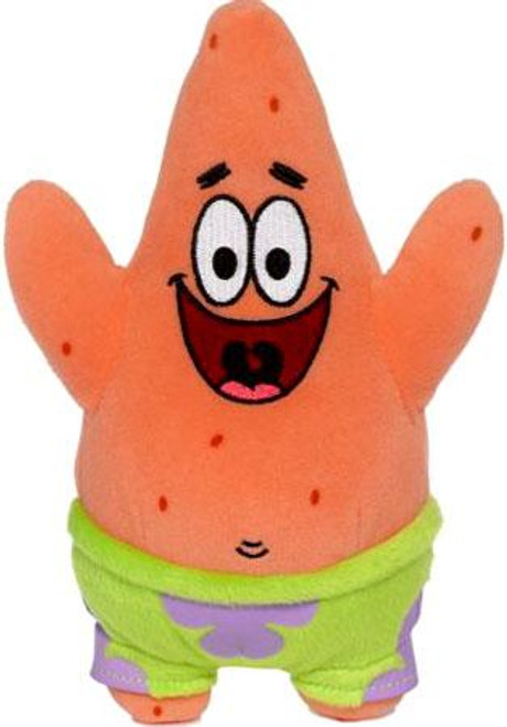 Spongebob Squarepants Patrick Star 6-Inch Plush