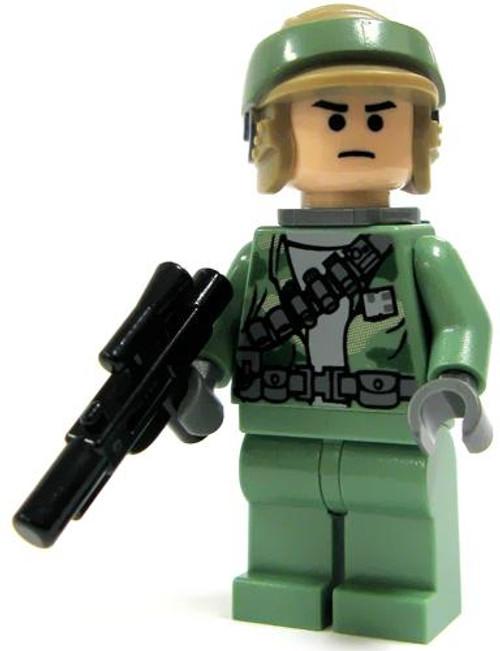 LEGO Star Wars Loose Rebel Commando Minifigure [Clean-Shaven Loose]