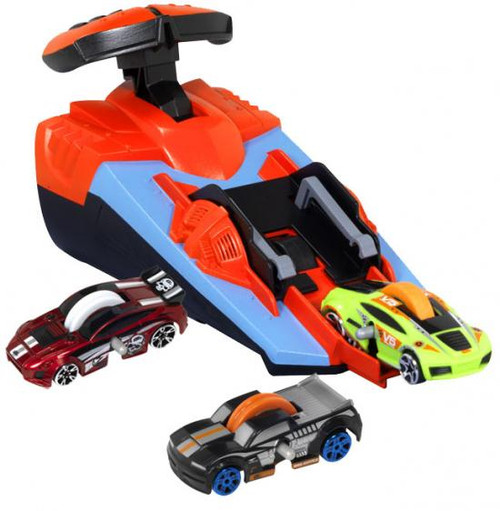 GX Racers Custom Made Stunt Car Gift Set
