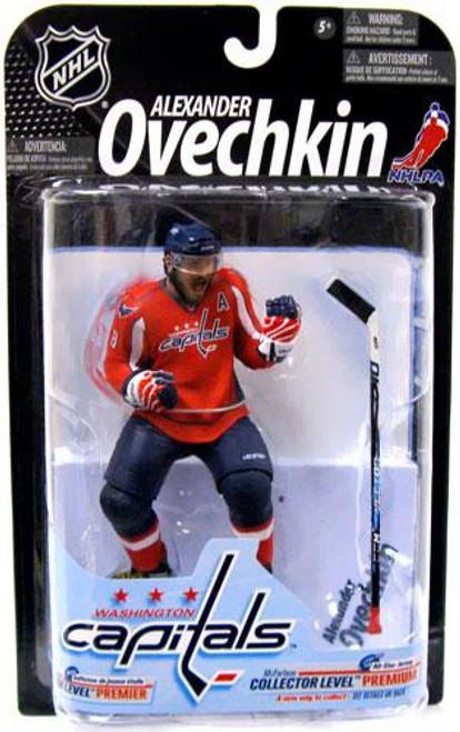 McFarlane Toys NHL Washington Capitals Sports Picks Series 23 Alexander Ovechkin Action Figure [Red Jersey]