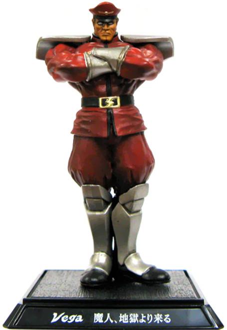 Street Fighter IV M. Bison PVC Figure [Red]