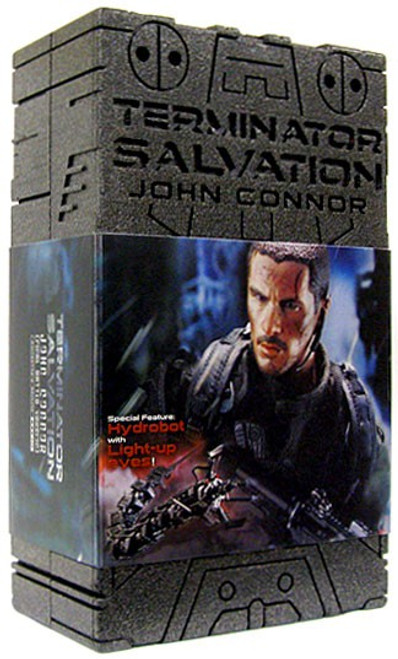 The Terminator Terminator Salvation John Connor 1/6 Collectible Figure [Final Battle Version]