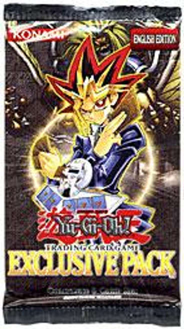 YuGiOh: The Movie Exclusive Booster Pack [Sealed]