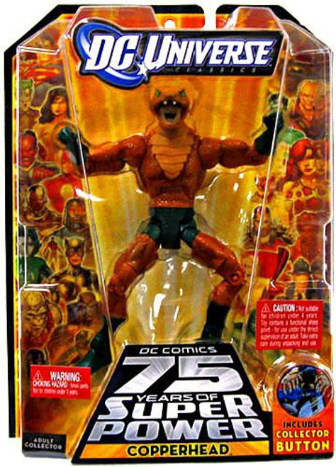 DC Universe 75 Years of Super Power Classics Copperhead Action Figure