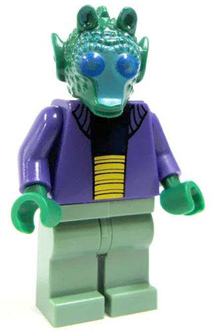 LEGO Star Wars Loose Senator Onaconda Farr Minifigure [Loose]