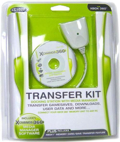 xBox 360 Transfer Kit Docking Station