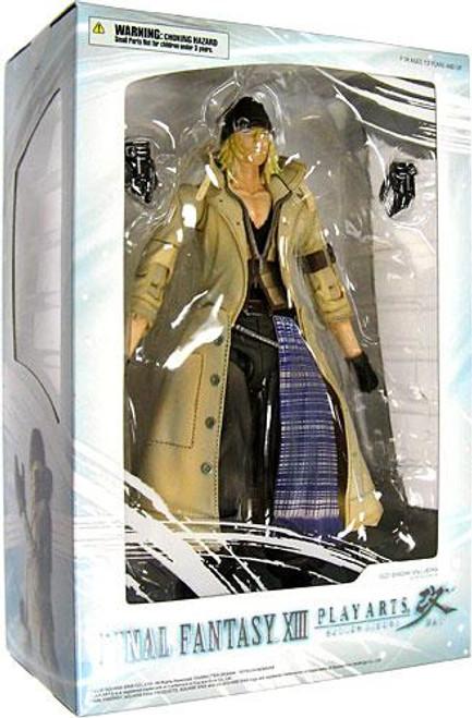 Final Fantasy XIII Play Arts Kai Series 1 Snow Action Figure