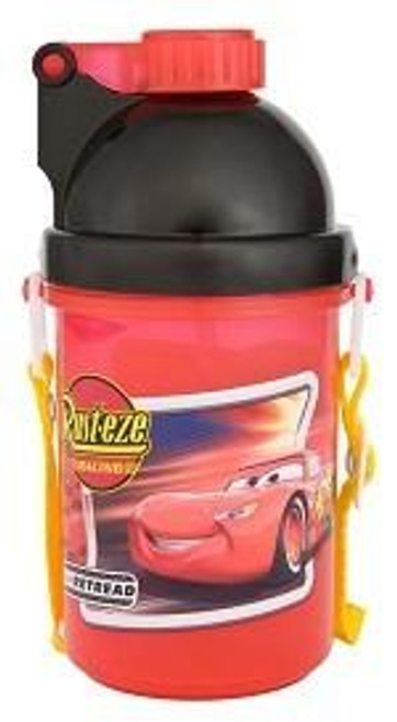 Disney Cars Lightning McQueen Push Button Canteen