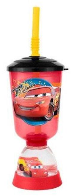 Disney Cars Lightning McQueen Fun Floats Sipper [Version 1]