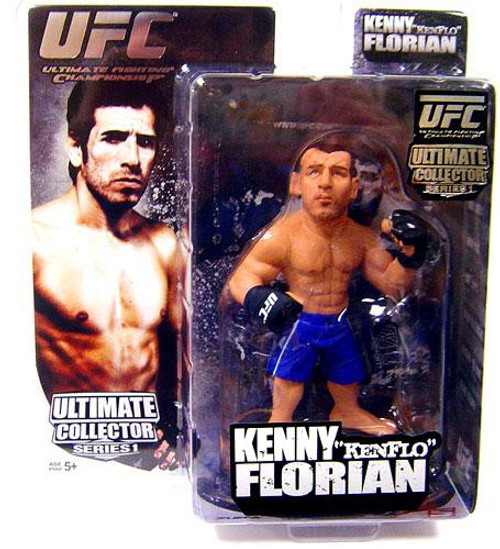 UFC Ultimate Collector Series 1 Kenny Florian Action Figure