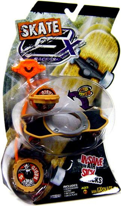 GX Racers Skate Series 3 Rabid Mini Skateboard [Arrowhead Board]
