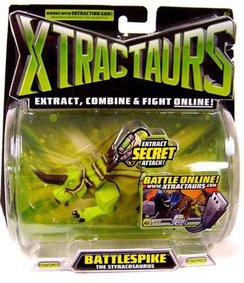 Xtractaurs Battlespike The Styracosaurus Figure