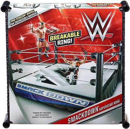 WWE Wrestling Smackdown Superstar Ring
