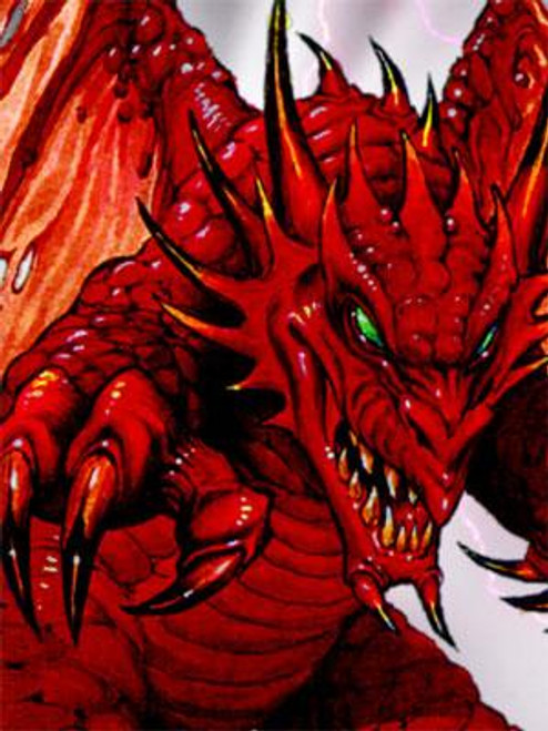 Card Supplies Demon Dragon Standard Card Sleeves [50 ct]