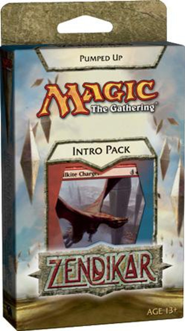 MtG Zendikar Pumped Up Intro Pack [Sealed Deck]