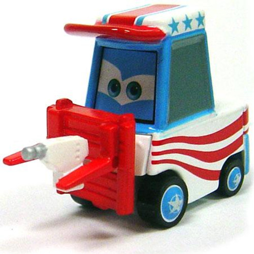 Disney Cars Loose Nutty Diecast Car [Loose]
