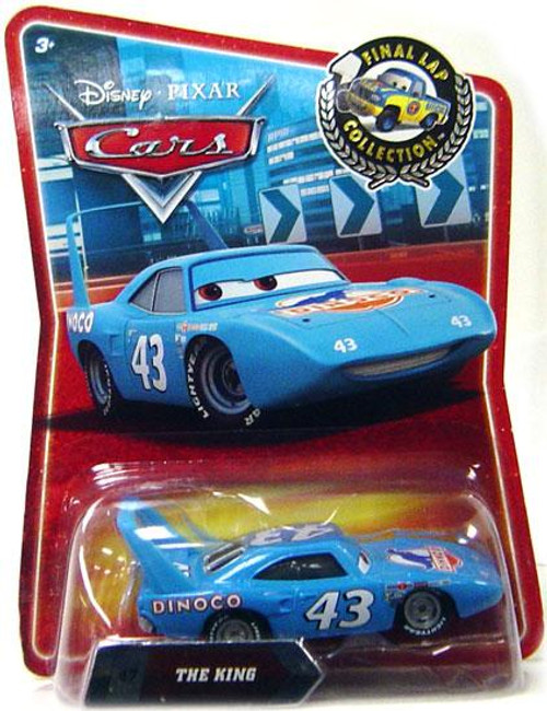 Disney Cars Final Lap Collection The King Exclusive Diecast Car