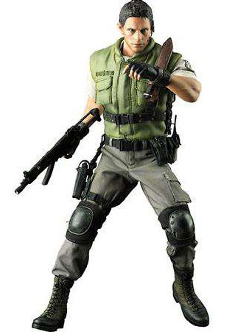 Resident Evil 5 Video Game Masterpiece Chris Redfield 1/6 Collectible Figure [S.T.A.R.S. Version]