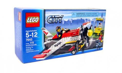 LEGO City Air Show Plane Set #7643
