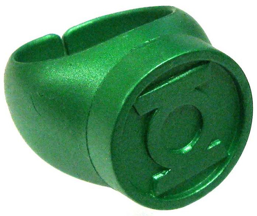 Blackest Night Green Lantern Ring Prop Replica