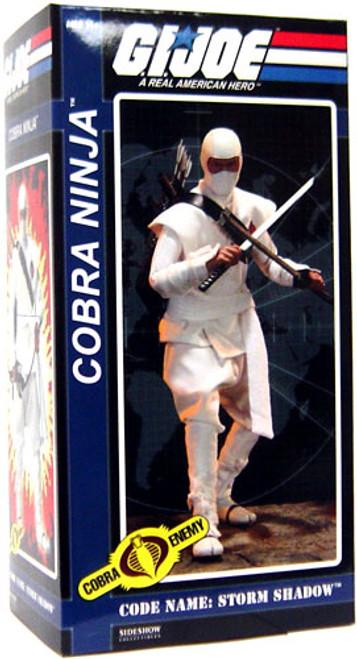 GI Joe Cobra Enemy Storm Shadow 1/6 Collectible Figure [Cobra Ninja]