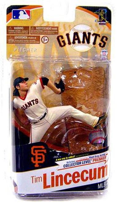 McFarlane Toys MLB San Francisco Giants Sports Picks Series 26 Tim Lincecum Action Figure