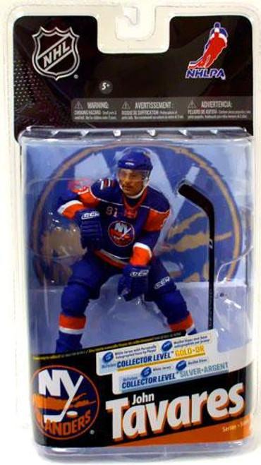 McFarlane Toys NHL New York Islanders Sports Picks Series 24 John Tavares Action Figure [Blue Jersey]