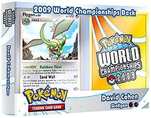 Pokemon World Championships Deck 2009 David Cohen's Stallgon Deck