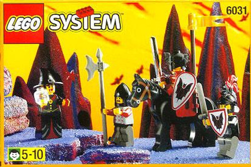 LEGO System Fright Force Set #6031