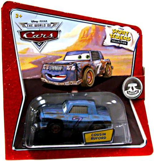 Disney Cars The World of Cars Story Tellers Cousin Buford Diecast Car