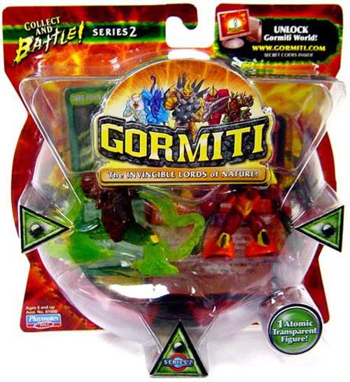 Gormiti Series 2 The Patient Motionless & Steelblade the Cutthroat Mini Figure 2-Pack [Random Colors]